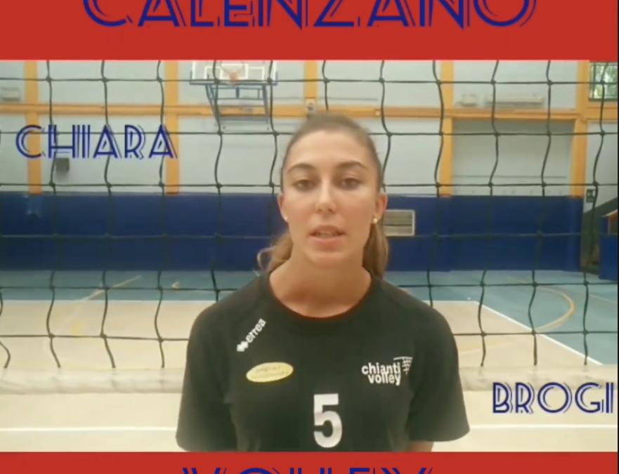 Serie C: Chiara Brogi punta in alto