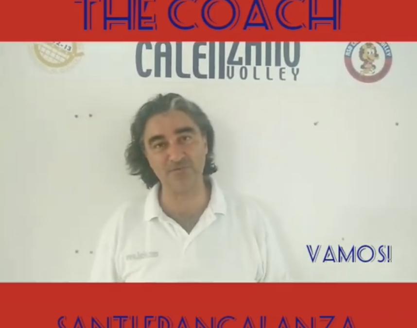 Coach Francalanza indica la rotta