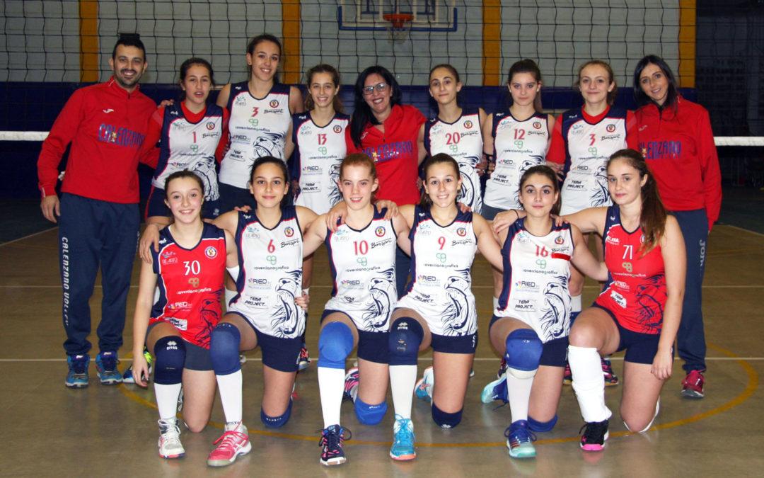 U16 gir. Q: bella vittoria contro San Michele