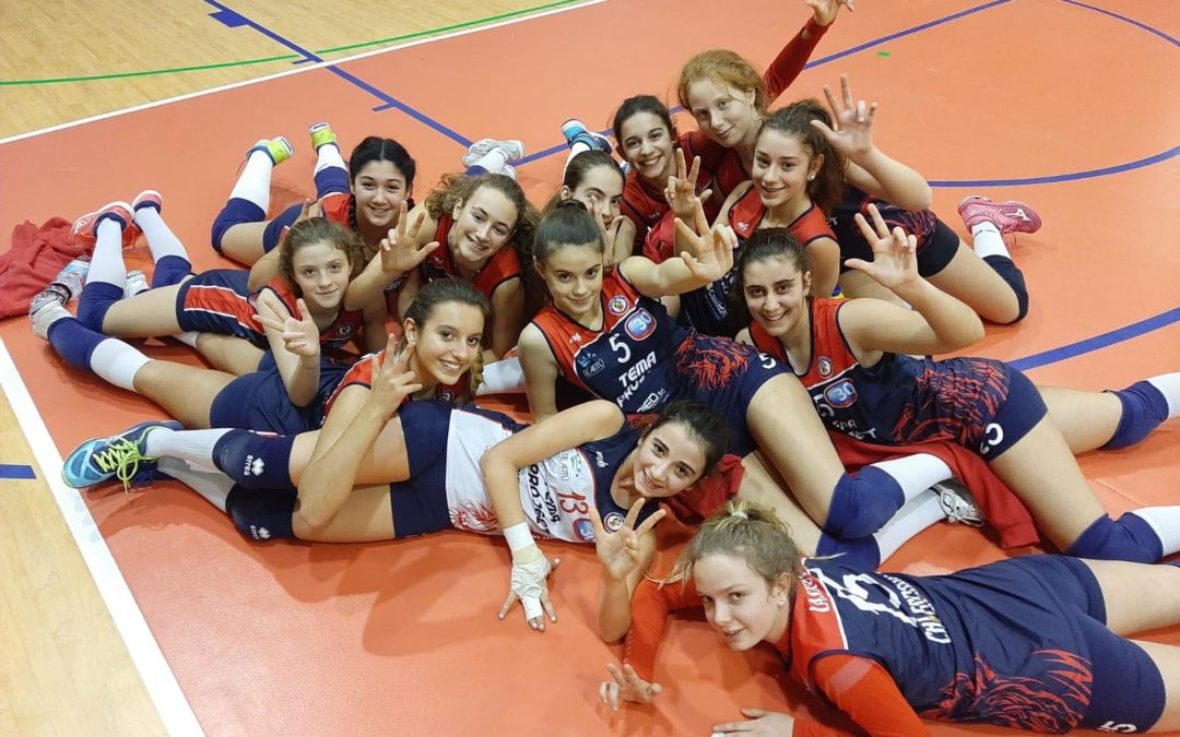 Under 14: vince e va alla bella, l'Under 18 sconfitta in gara 1