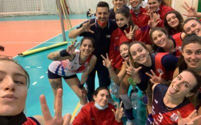 Volley Insieme Rossoblù: sei da dieci e lode!!!